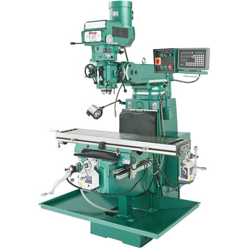 grizzly benchtop milling machine