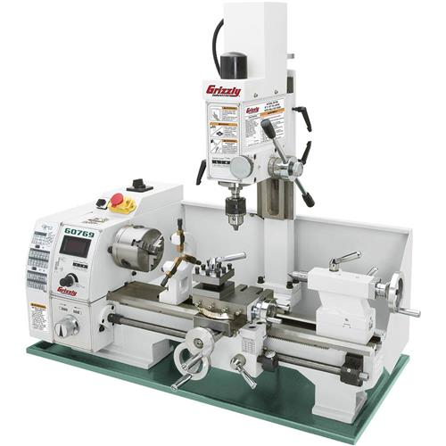 grizzly milling machine review