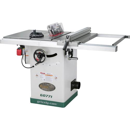 10 Hybrid Table Saw Grizzly Industrial