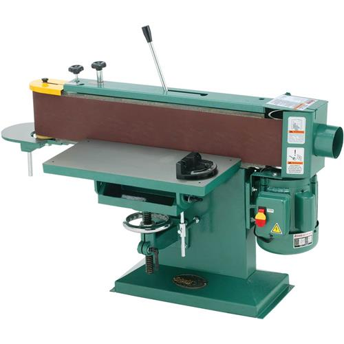 6 X 80 Benchtop Edge Sander Grizzly Industrial