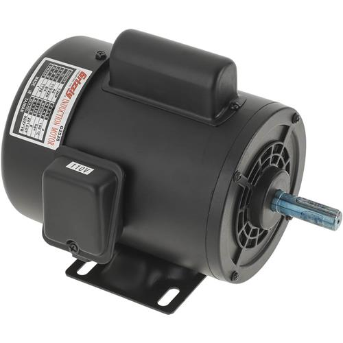 motor 1 2 hp single phase 1725 rpm tefc 110v 220v