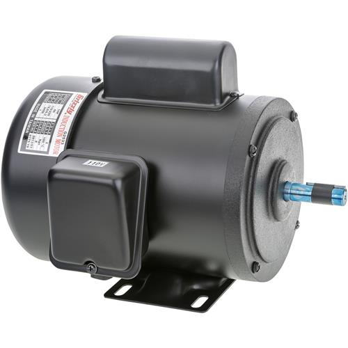 g2533 grizzly motor 1 hp single phase 3450 rpm tefc 110v