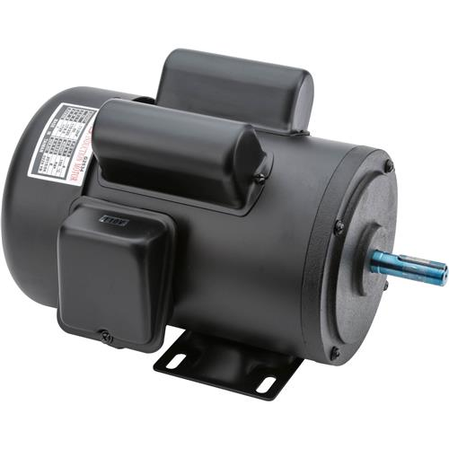 G2534 motor 1 1 2 hp single phase 1725 rpm tefc 110v 220v for 2 hp electric motor single phase