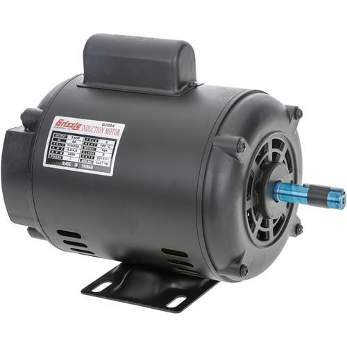 Motor 3 4 hp single phase 3450 rpm open 110v 220v for 3 hp single phase 220v motor
