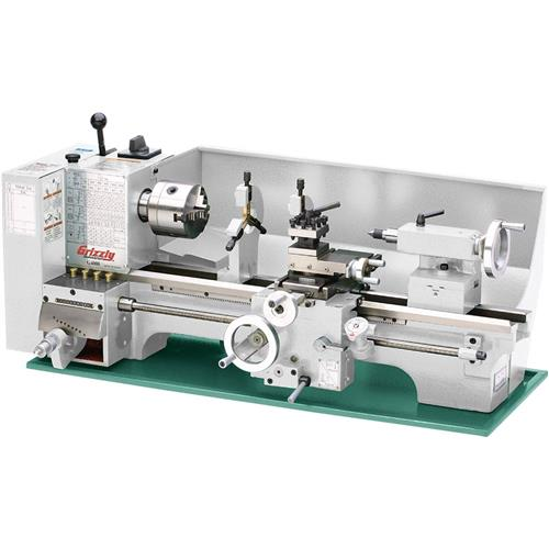 9 X 19 Bench Lathe Grizzly Industrial