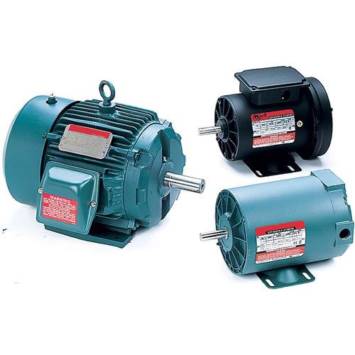 Motor 1 1 2 hp single phase 3450 rpm grizzly industrial for 2 hp electric motor single phase