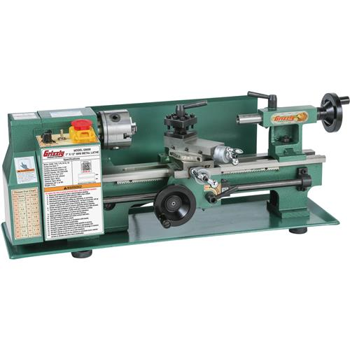 New Grizzly mini lathe and Ryobi planer for sale - RCShortCourse