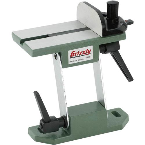 Optional Heavy Duty Tool Rest Grizzly Industrial