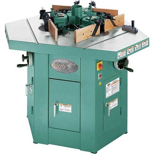 Shapers vs. Router Tables / Infinity Cutting Tools Blog