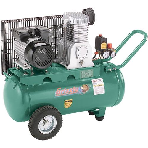 3 Hp Air Compressor W   11 Gal  Tank
