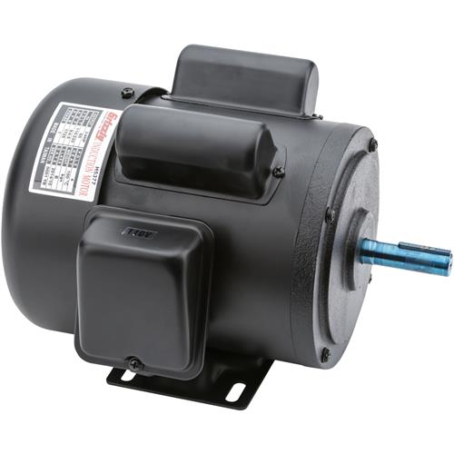 Motor 3 4 hp single phase 1725 rpm tefc 110v 220v for 3 hp electric motor 1725 rpm single phase