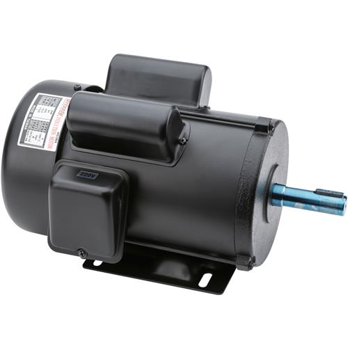 Motor 2 hp single phase 1725 rpm tefc 220v grizzly for 2 hp electric motor single phase