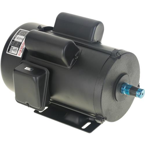 motor 3 hp single phase 3450 rpm tefc 220v grizzly