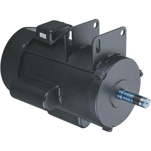 Motor 5 hp single phase 3450 rpm 220v for g1023zx for 5 hp single phase motor