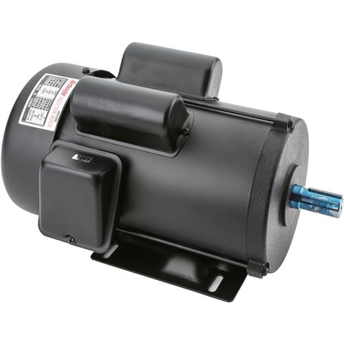 Motor 5 hp single phase 3450 rpm tefc 220v grizzly for 5 hp single phase motor