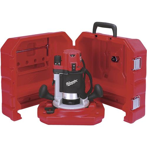 2 1 4 hp vs milwaukee bodygrip router grizzly industrial. Black Bedroom Furniture Sets. Home Design Ideas