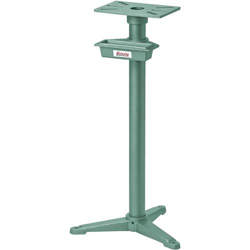 Pedestal Stand For Bench Grinder Grizzly Industrial