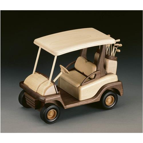 New golf cart plans grizzly industrial for Golf cart plans