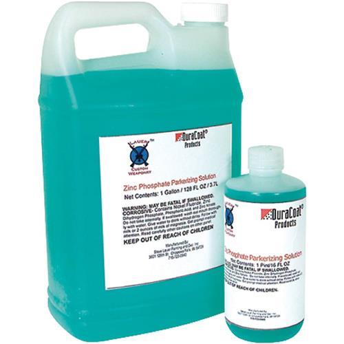 Zinc Phosphate Parkerizing Solution Concentrate 1 Pint
