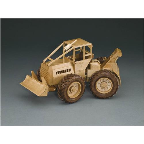 Wooden Toy Log Skidder : Log skidder plans grizzly industrial
