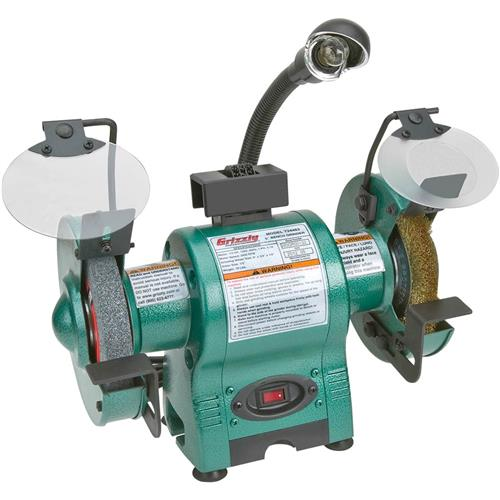 grizzly bench grinder 2