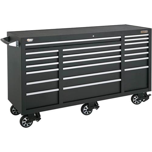 t25099 grizzly 72 20 drawer rolling tool cabinet ebay. Black Bedroom Furniture Sets. Home Design Ideas