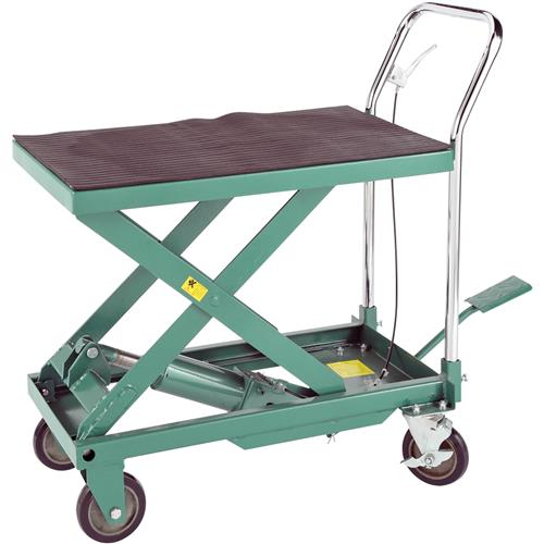 Hydraulic Table 500 Lb Grizzly Industrial