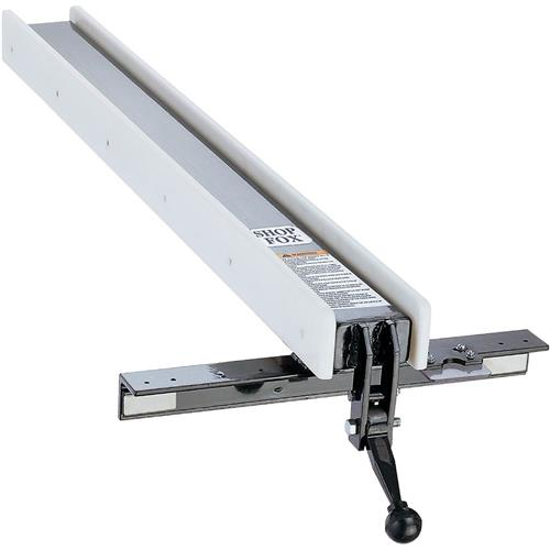 The shop fox classic fence system w standard rails grizzly industrial Table saw fence reviews