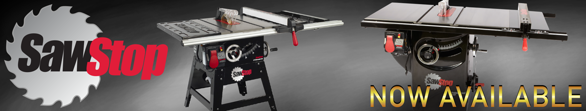 Sawstop Now Available