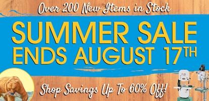 Summer Sale - Ending