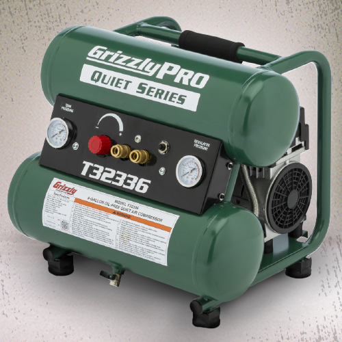 GrizzlyPRO-aircompressors
