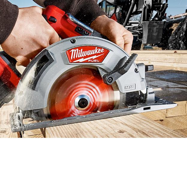 Milwaukee SuperTough Jigsaw blades, Circular Saw Blades, Auger Bits, U-Shank Steel blades, flat boring bits, and cut-off wheels
