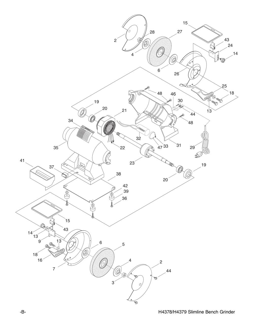 bench grinder with light wiring diagram bmw z4 engine