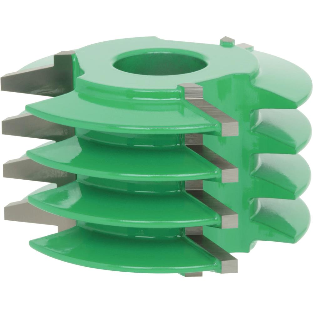 """Glue Joint Grizzly C2014 Shaper Cutter 1//2/"""" Bore"""