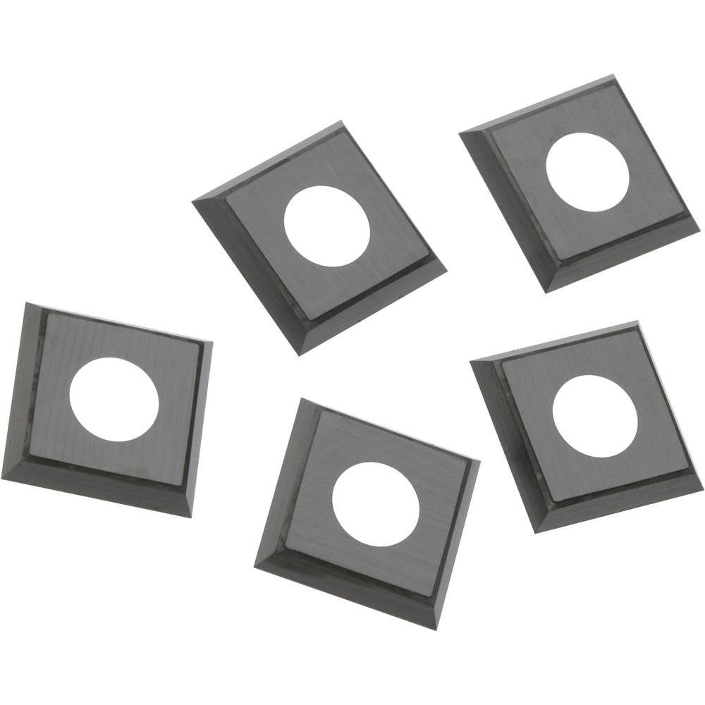 of 10 Grizzly H8335 Carbide Inserts DCMT for Stainless pk
