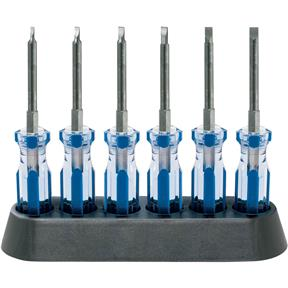 6 pc. Screwdriver Set