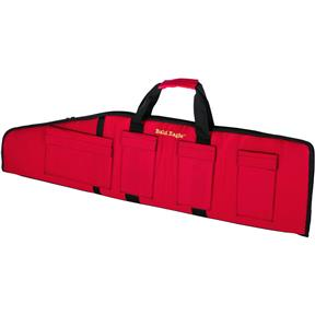 "45"" Soft Rifle Case, Red"