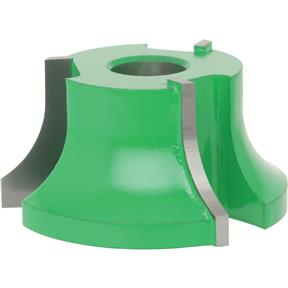 "Shaper Cutter - Bead, 1/2"" Bore"