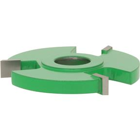 "Shaper Cutter - 1/4"" Rabbet, 1/2"" Bore"