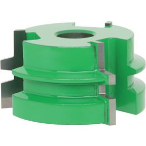 "Shaper Cutter - Glue Joint, 1/2"" Bore"
