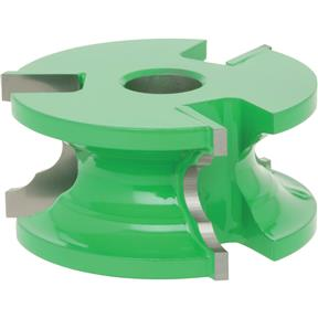 "Shaper Cutter - Screen Mould, 1/2"" Bore"