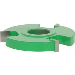 "Shaper Cutter - 3/8"" Rabbeting, 3/4"" Bore"