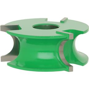 "Shaper Cutter - 3/4"" Bead, 3/4"" Bore"