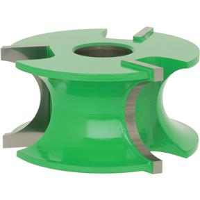 "Shaper Cutter - 1"" Bead, 3/4"" Bore"