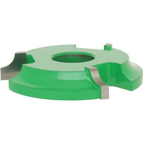 "Shaper Cutter - 1/4""r Quarter Round, 3/4"" Bore"