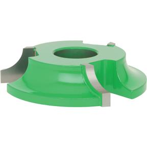 "Shaper Cutter - 3/8""r Quarter Round, 3/4"" Bore"