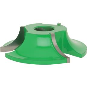 "Shaper Cutter - 3/4""r Quarter Round, 3/4"" Bore"