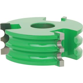 "Shaper Cutter - Double Bead, 3/4"" Bore"