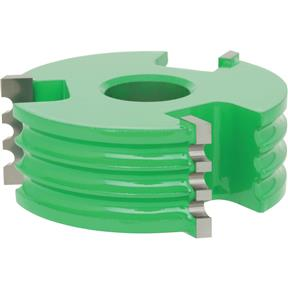 "Shaper Cutter - Triple Bead, 3/4"" Bore"