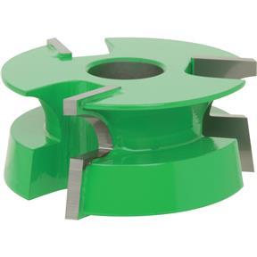 "Shaper Cutter - Door Lip (Clockwise Rotation), 3/4"" Bore"